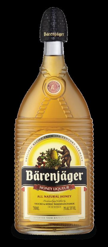 barenjager-liqueur-bottles