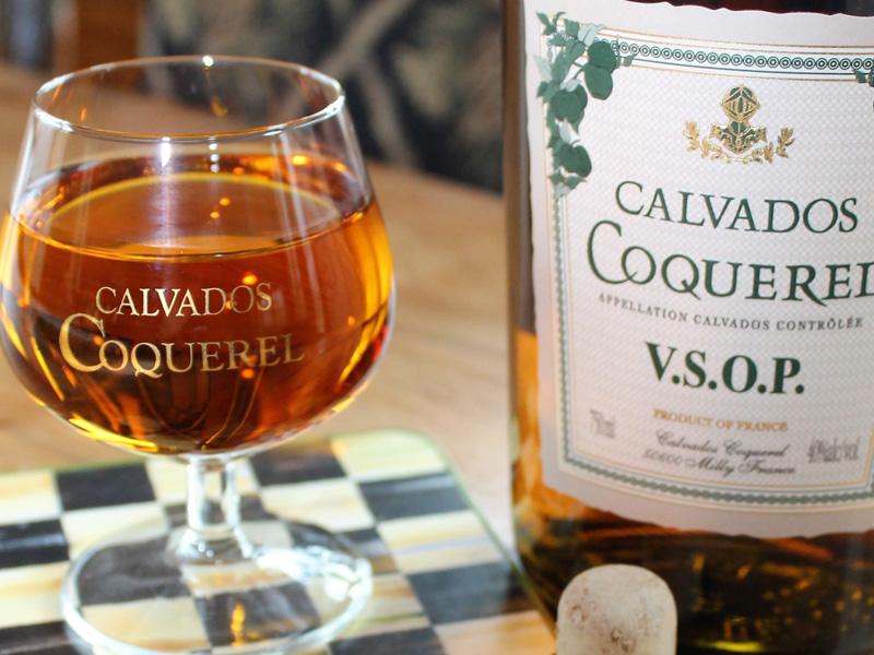 Calvados-Coquerel-Neat