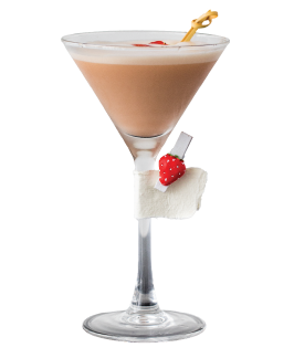 strawberry-martini