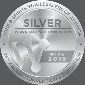 2019 Wine Silver