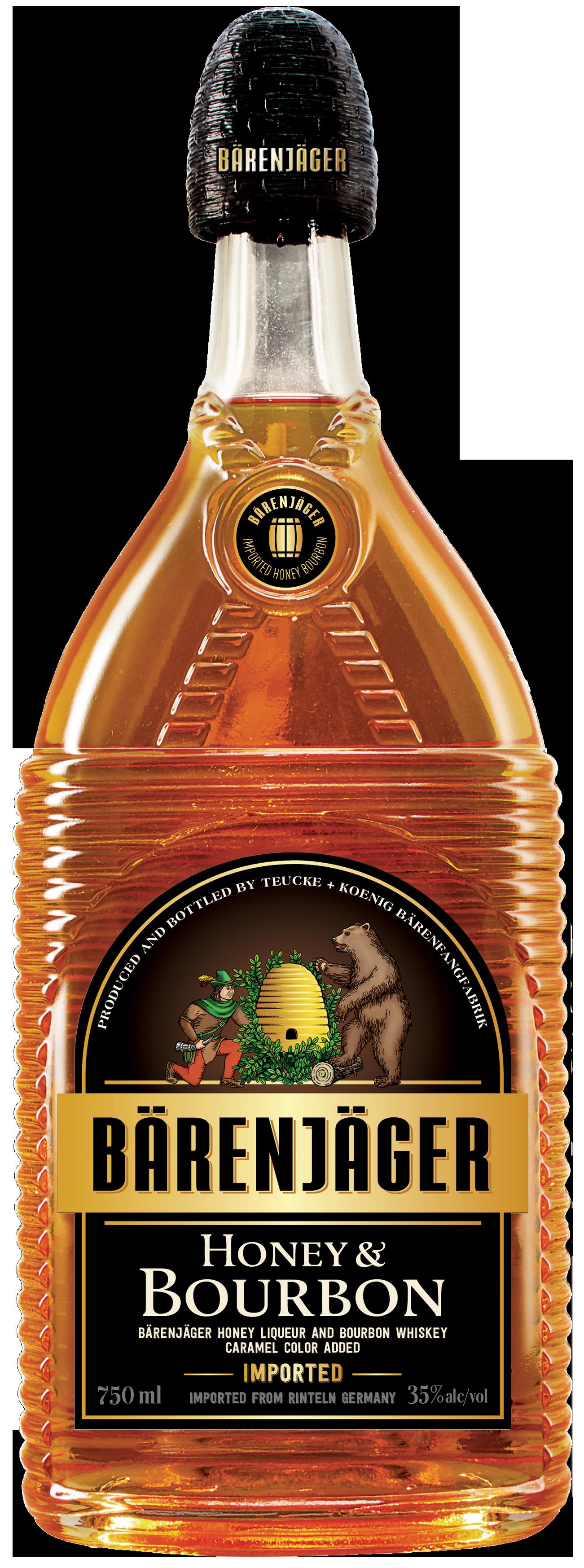 Baerenjaeger_Honey&Bourbon