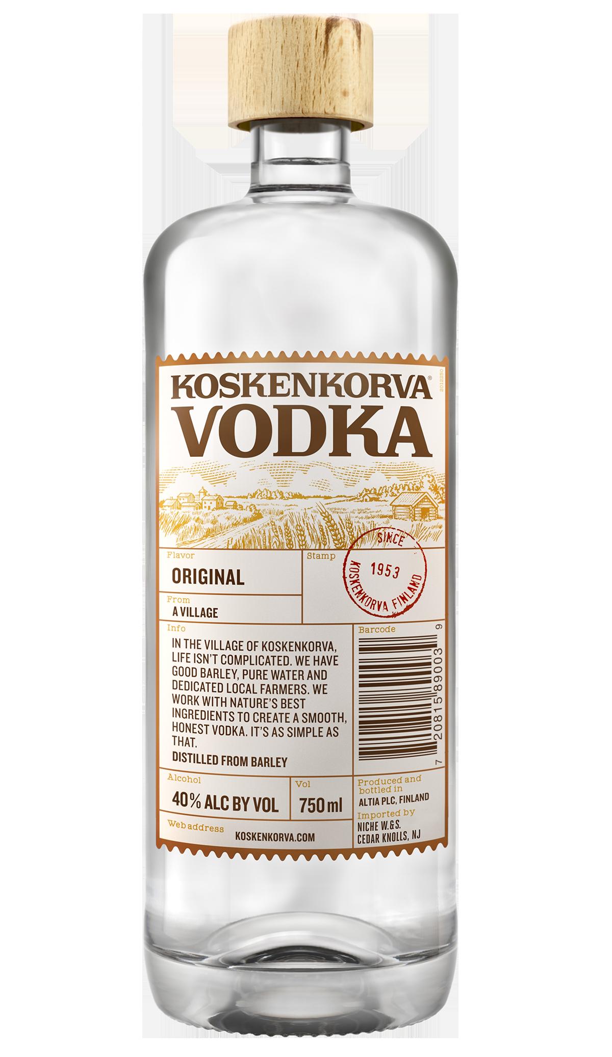 Koskenkorva-750ml